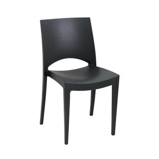 Addis Stellar Black Chair