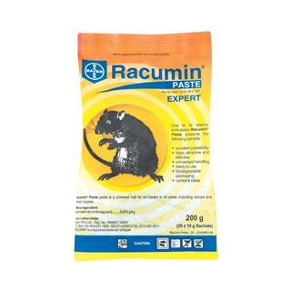 Bayer Paste For Rats 200g