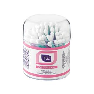 Tlc Cotton Buds In Cup 100ea