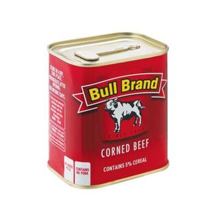 Bull Brand Corned Beef And Cereal 300g