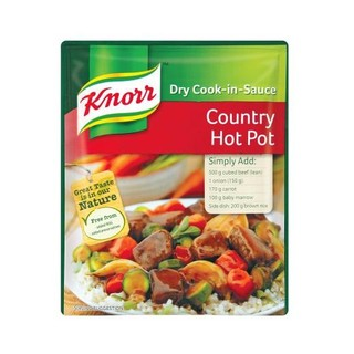 Knorr Cook In Sauce Country Hot Pot 58g