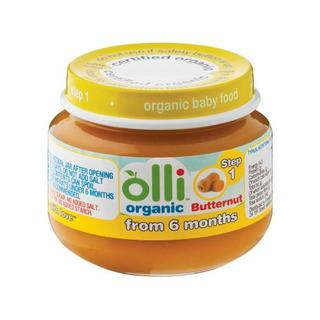 Olli Baby Food Step 1 Butternut 80ml