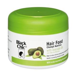 Black Chic Hair Food Avocado Oil 125 ML