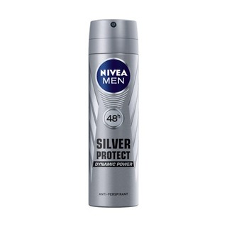 Nivea Silver Protect Spray 1 50 Ml x 6