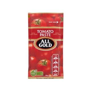 All Gold Tomato Paste In No Waste  Sachet 50g
