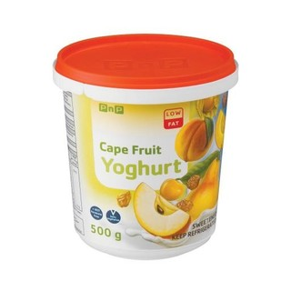 PnP Low Fat Cape Fruit Yoghurt 500g
