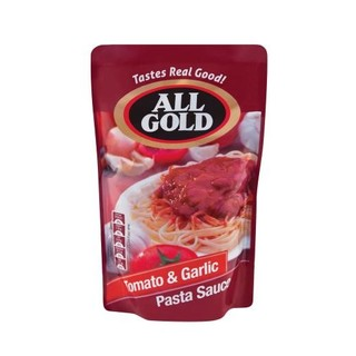 All Gold Pasta Sauce Tomato & Garlic 405 g