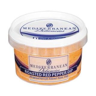 Mediterranean Dip Roasted Red  Pepper 190g