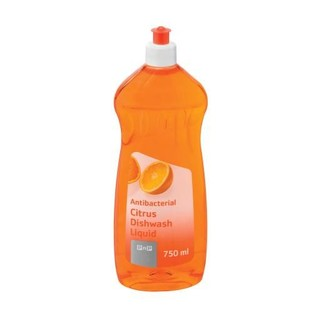 PnP Ultra Dishwashing Liquid Anti- Bacterial Citrus 750ml