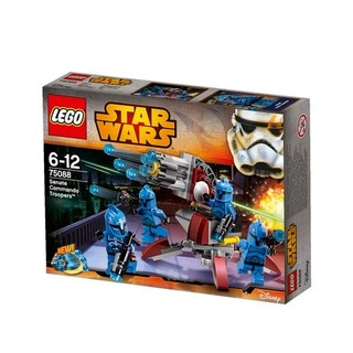 Lego Star Wars Senate Commando Troopers  (75088)
