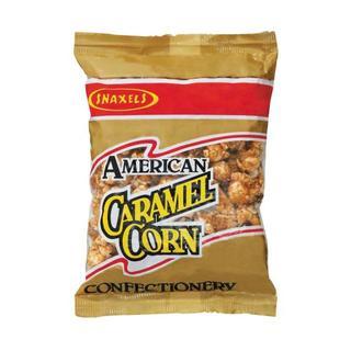 Snaxels American Caramel Corn 75g
