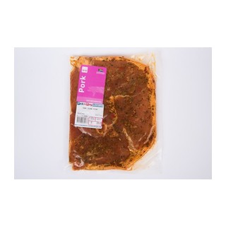 Pnp Marinated Pork Texan Steak - Avg Weight 1kg