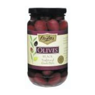 Costas Black Olives 425g