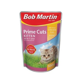 Bob Martin Chicken Gravy Kitten 100g