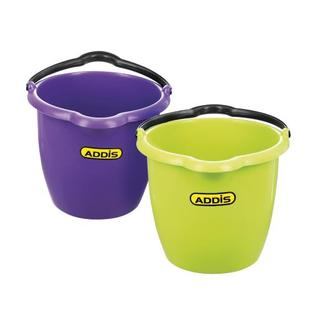 Addis Bucket 13 Litre Assorted 1ea
