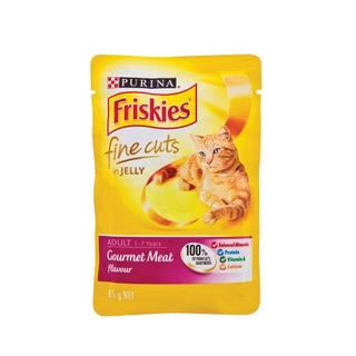 Friskies Gourmet Meat Select Ion In Jelly 85g