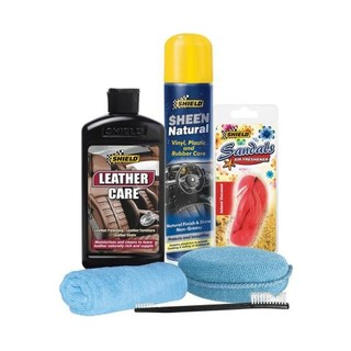 Shield Interior Cleaning Kit