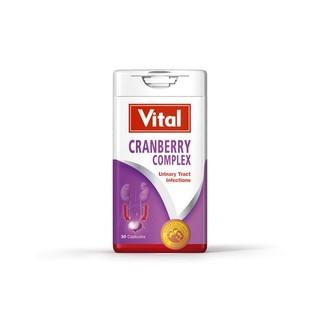 Vital Cranberry Complex Caps ules 30