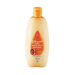 Johnson's Baby Soft & Shiny Shampoo 290ml x 24