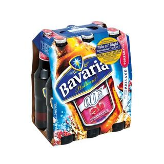 Bavaria Malt Pomegranate 0% NRB 330 ml x 6