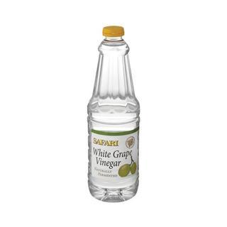 Safari White Grape Vinegar 750ml